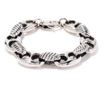 Blondeau Sterling Silver Bracelet