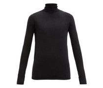 River Cashmere Roll-neck Sweater