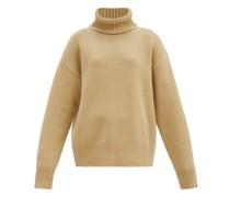 No. 20 Oversize Extra Stretch-cashmere Sweater