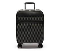 Le Martin De Voyage Jacquard Cabin Suitcase