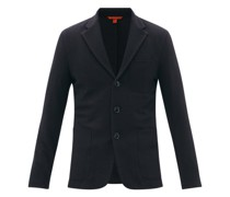 Torceo Rede Slubbed-twill Suit Jacket