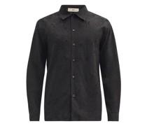 Ripley Crinkled Crepe Shirt