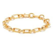 Yves 18kt Gold-vermeil Bracelet