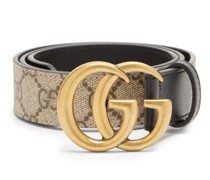 Gg Supreme Leather Belt