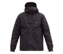 Storm Compass-pocket Hooded Jacket