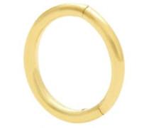 14kt Gold Single Hoop Earring