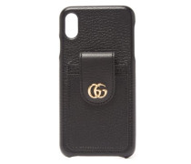 Gg Marmont Leather Iphone® Xs Max Phone Case
