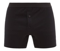Low-rise Cotton Boxer Briefs