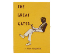 The Great Gatsby Embroidered Box Clutch