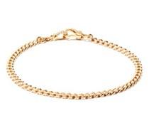 Baby Diamond & 18kt Gold Bracelet