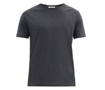 Television Garment-dyed Cotton-jersey T-shirt