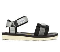 Cel-v Velcro-strap Sandals