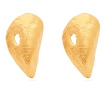 The Creator 24kt Gold-plated Earrings