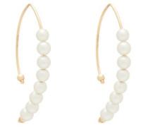 Akoya Pearl & 14kt Gold Earrings