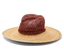Screen Door Straw Hat