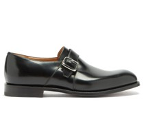 Westbury Monk-strap Leather Shoes