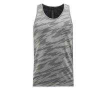 Metal Vent Breathe Technical-jersey Top
