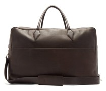 Closer Leather Holdall