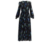 Liberty Floral-print Crepe Maxi Dress