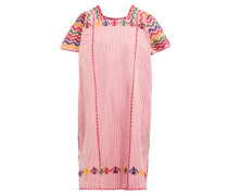 No.106 Embroidered Cotton Kaftan