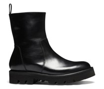 Darren Leather Boots
