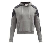 Faruk Organic-cotton Jersey Hooded Sweatshirt