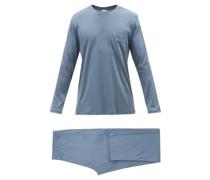 Sea Island Cotton Pyjamas
