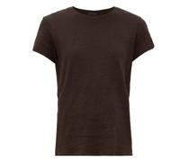 Schoolboy Cotton Slub-jersey T-shirt