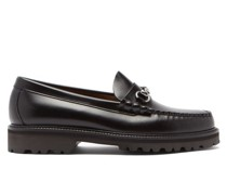 Weejuns 90s Lincoln Leather Loafers