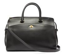 Private Eye Leather Shoulder Bag