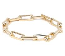 14kt Gold Chain Bracelet