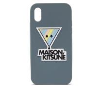 Rainbow Triangle-logo Iphone X Case