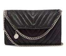 Falabella Mini Faux-leather Cross-body Bag