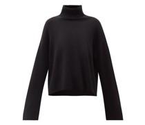 Alicia Cashmere Roll-neck Sweater