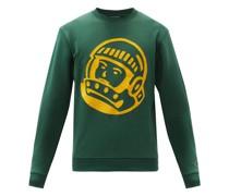 Chainstitch Astro Cotton-jersey Sweatshirt
