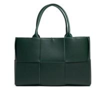 The Arco Medium Intrecciato-leather Tote Bag