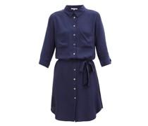 Core Belted Shirt Dress