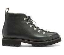 Bobby Leather Hiking Boots
