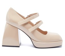 Bulla Babies Mary Jane Patent-leather Pumps