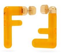 Ff Acetate Earrings