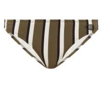 The Rachel Striped Bikini Briefs