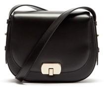 Eva Smooth-leather Cross-body Bag