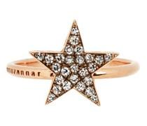 Istanbul Diamond & 18kt Gold Ring
