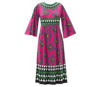 Sorella Floral-print Crepe Midi Dress