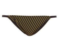 Morgan Striped Bikini Briefs