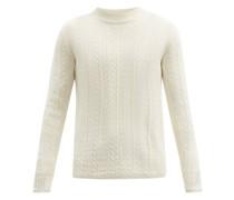 Rufus Merino Wool-blend Sweater