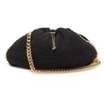 Mania Bouclé Shoulder Bag