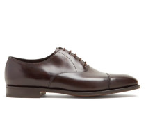 City Ii Leather Oxford Shoes