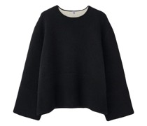 Double-sided Cashmere Sweater