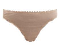 Stella Organic-cotton Thong